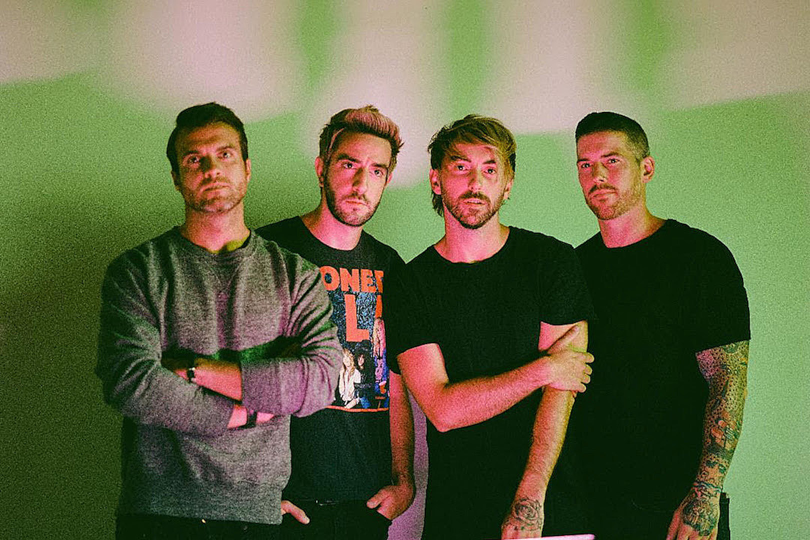 All Time Low Respond to Sexual Assault Allegations With Fan