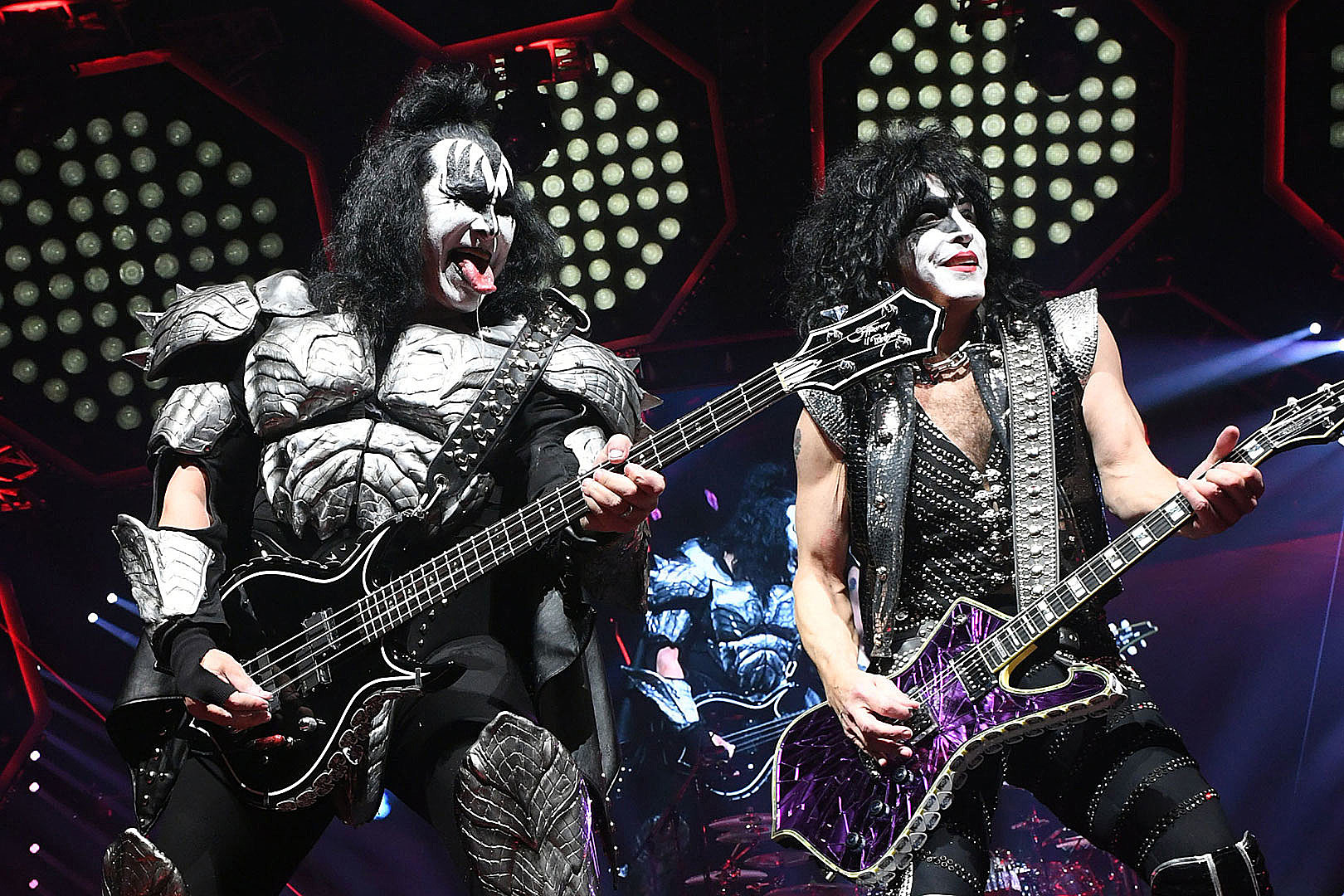 KISS' Farewell Tour Will Conclude in Late 2022