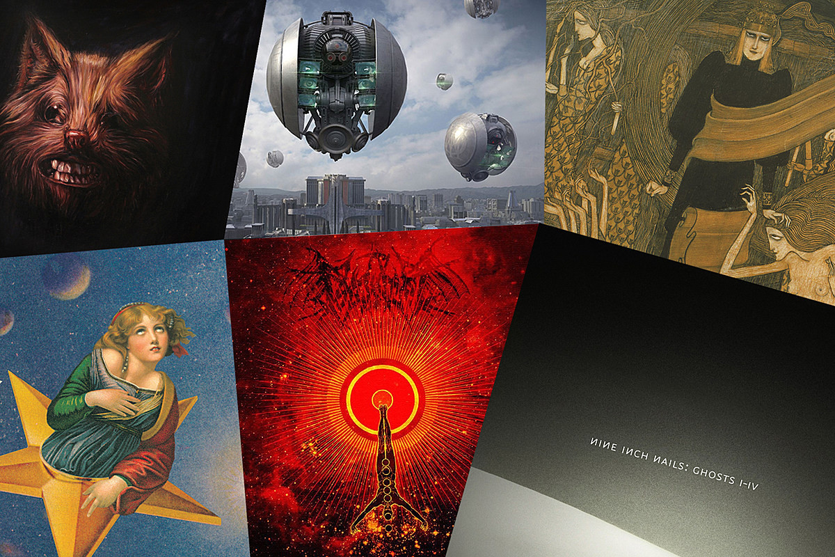 27 Rock + Metal Albums That Are Longer Than 90 Minutes
