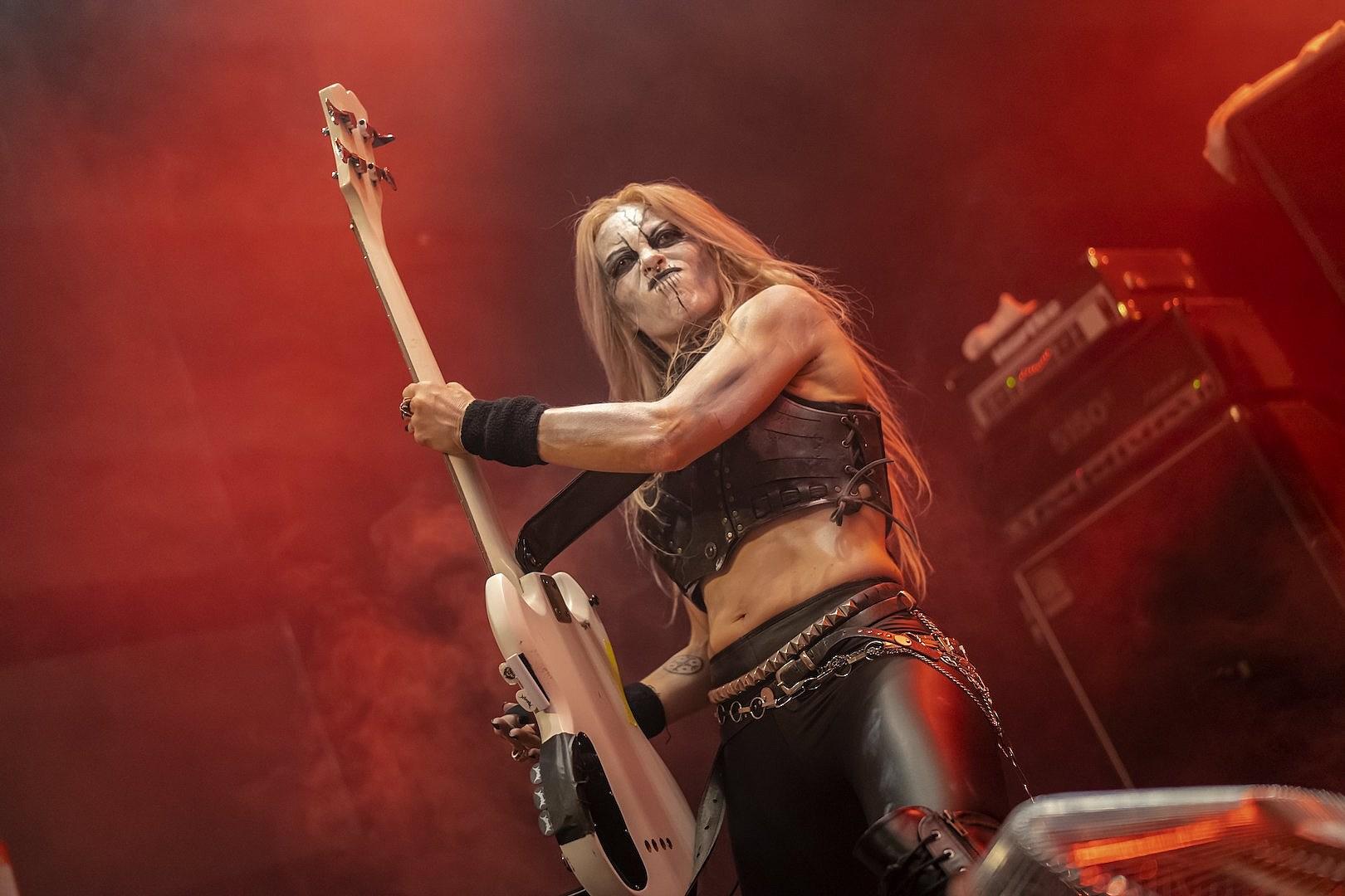 Nervosa Bassist Mia Wallace Returns to Abbath After 2020 Split