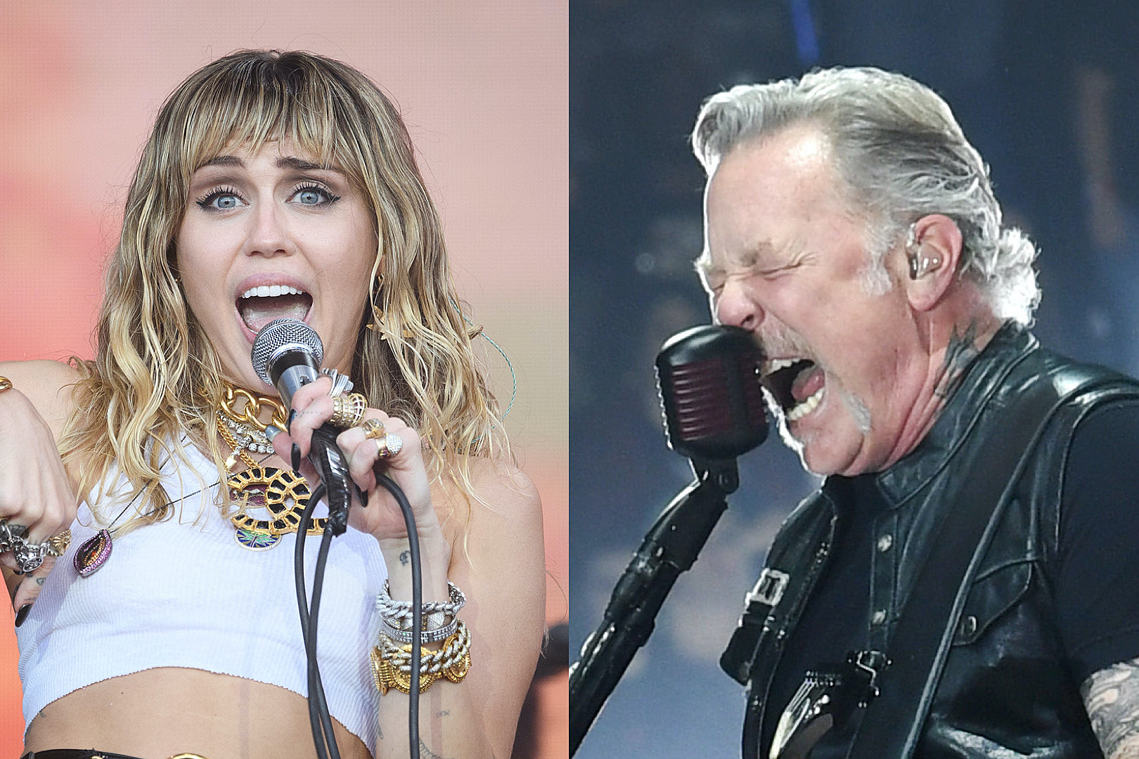Why Miley Cyrus Covered Metallica's 'Nothing Else Matters'