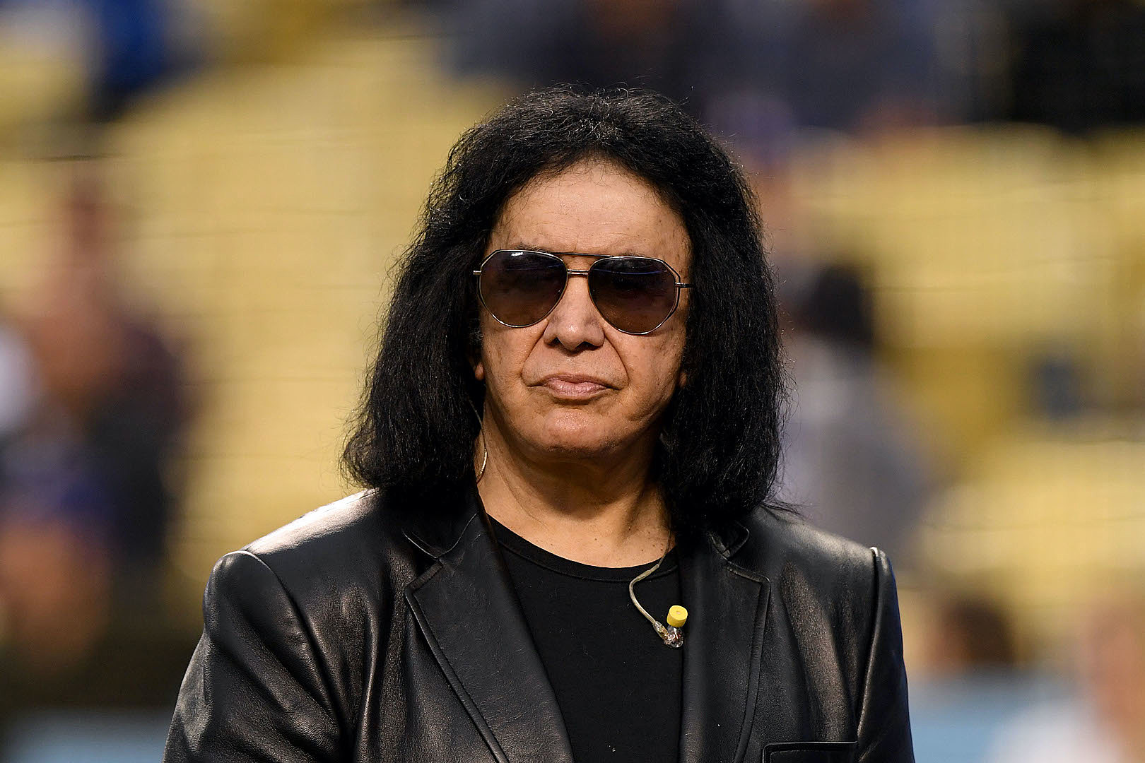 Gene Simmons Blasts Politician Who Asks to Alter Moon's Orbit