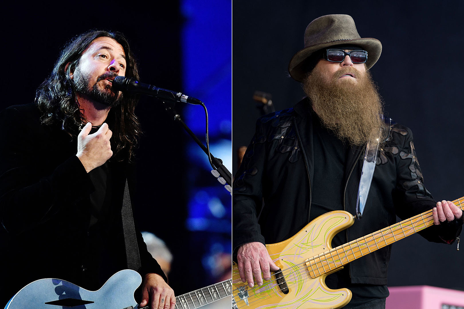 Watch Foo Fighters Pay Musical Tribute to ZZ Top's Dusty Hill