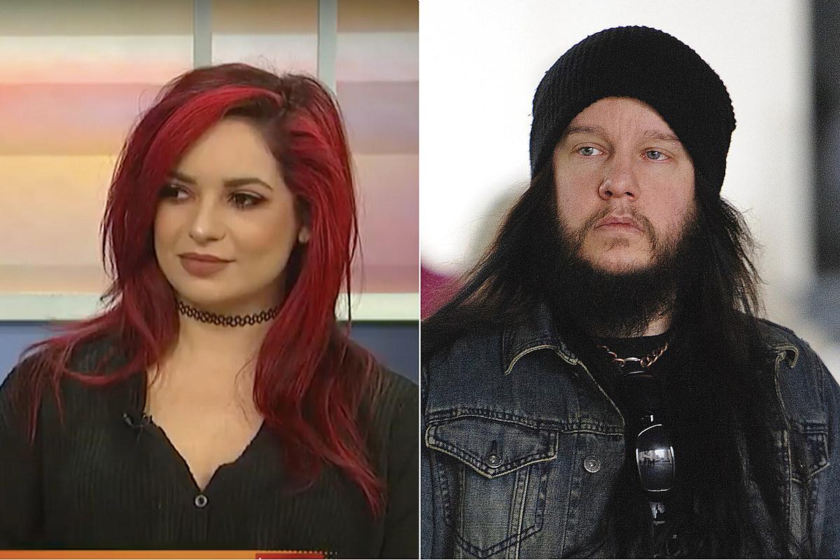 Alicia Taylor Calls Death of Joey Jordison 'Heartbreaking'