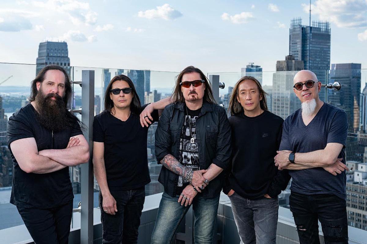Dream Theater Unveil Epic Single 'The Alien' From 20th Album