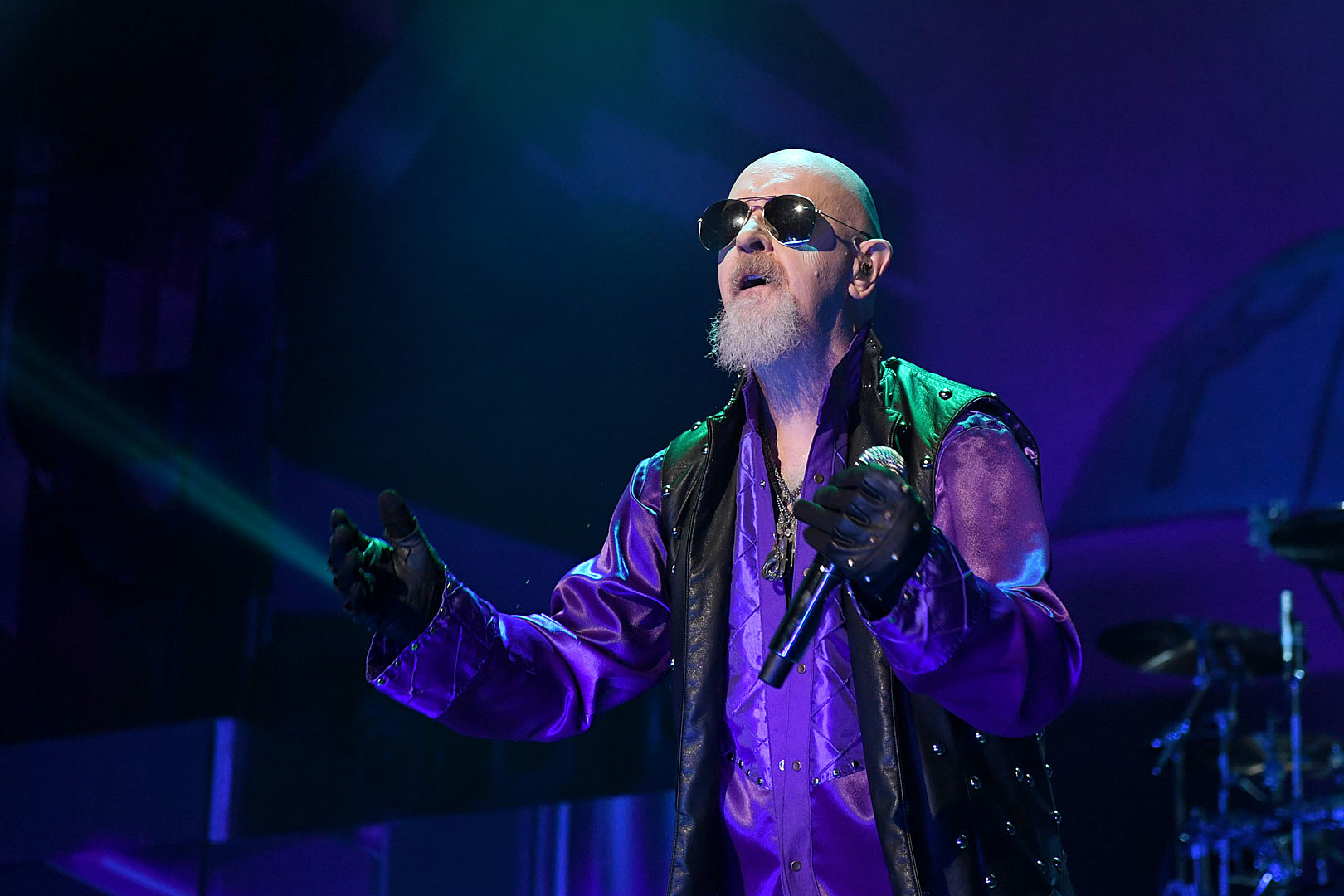 Rob Halford Reveals Cancer Battle, Now in Remission