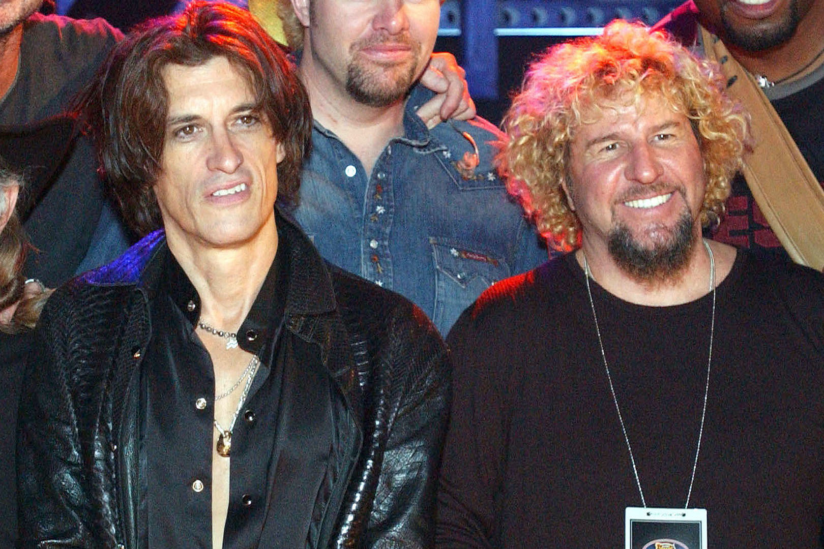 Aerosmith Almost Replaced Steven Tyler With Sammy Hagar