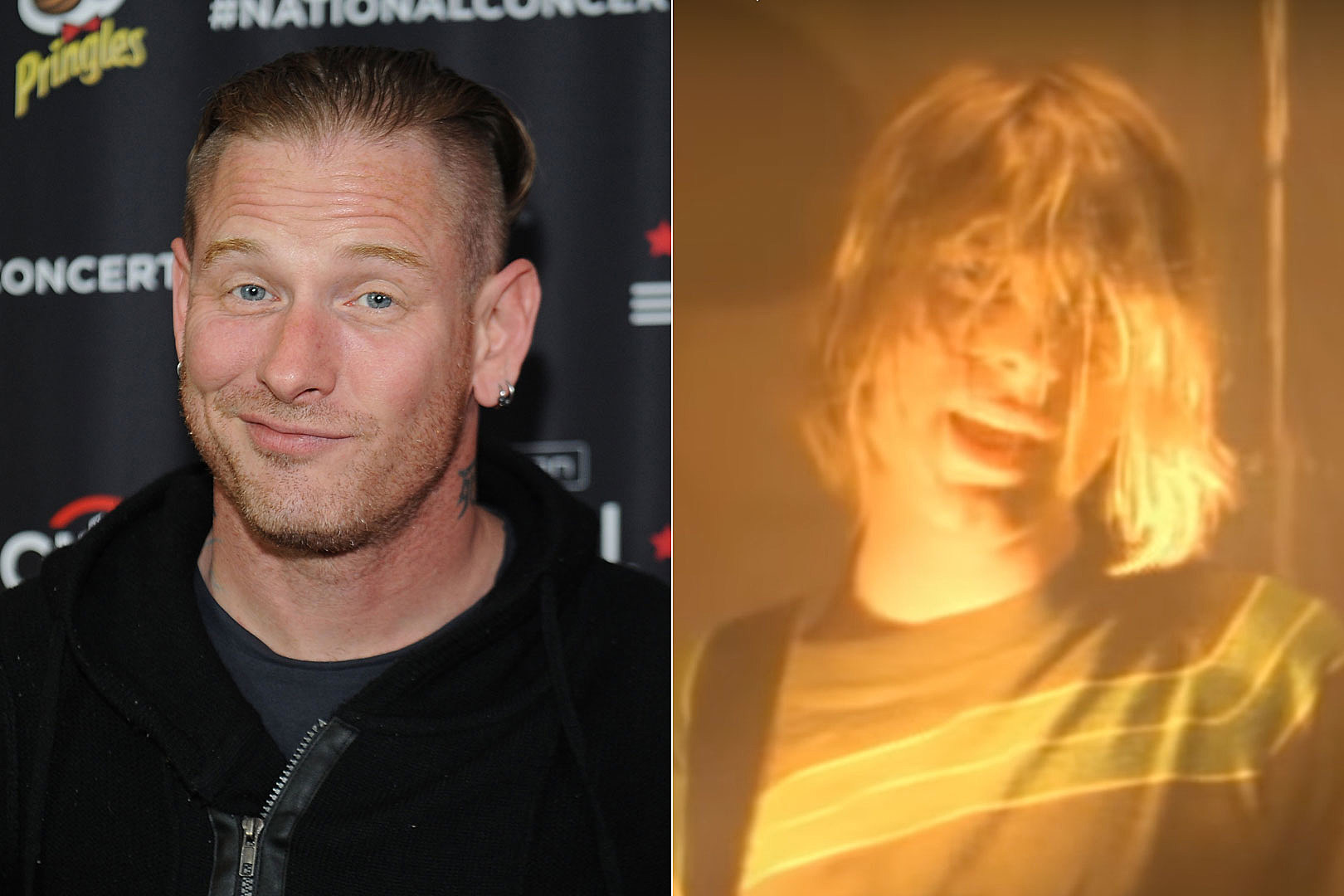 Corey Taylor - Nirvana's 'Nevermind' Is One of Best of All Time