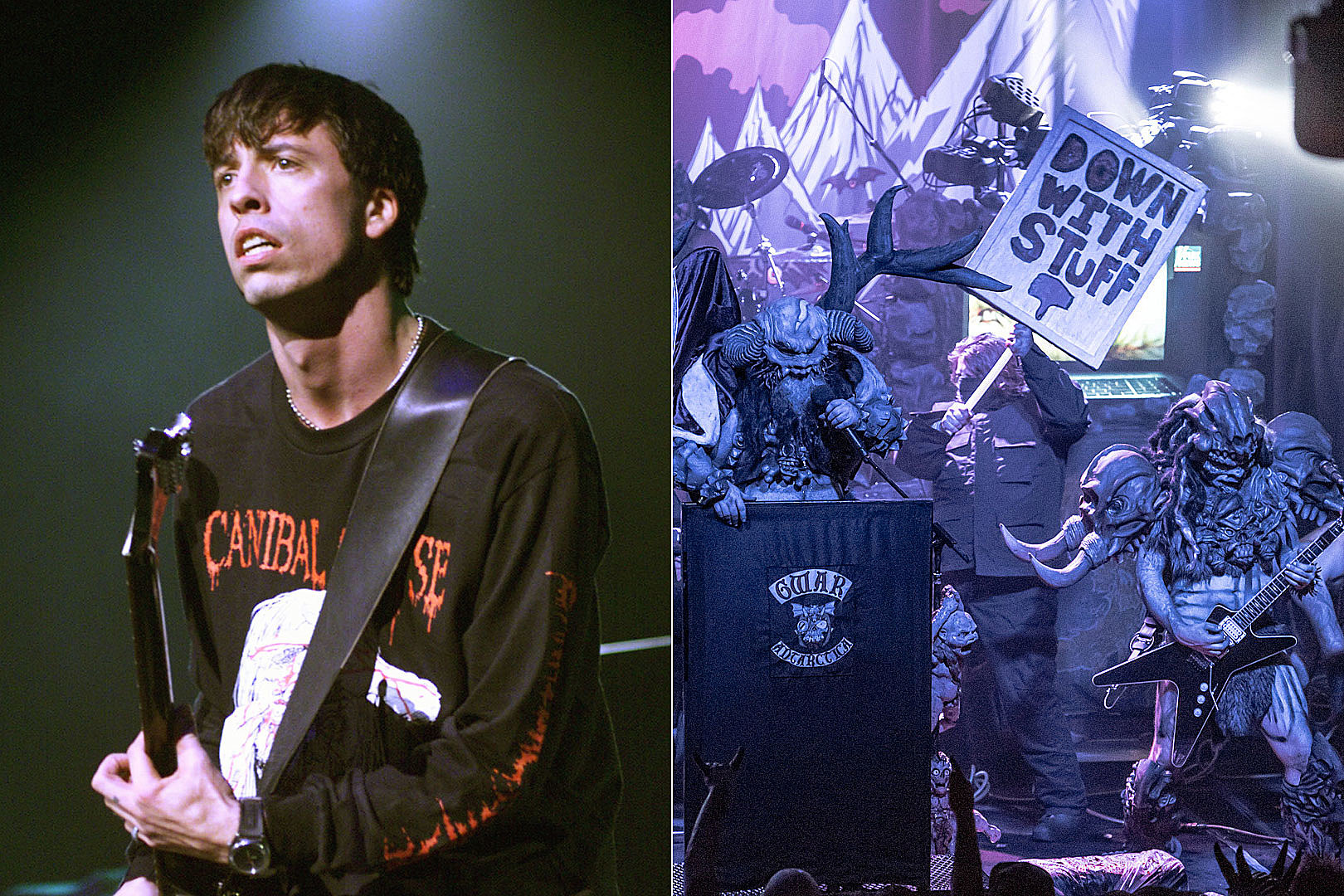 Dave Grohl Reveals He Once Considered Joining GWAR