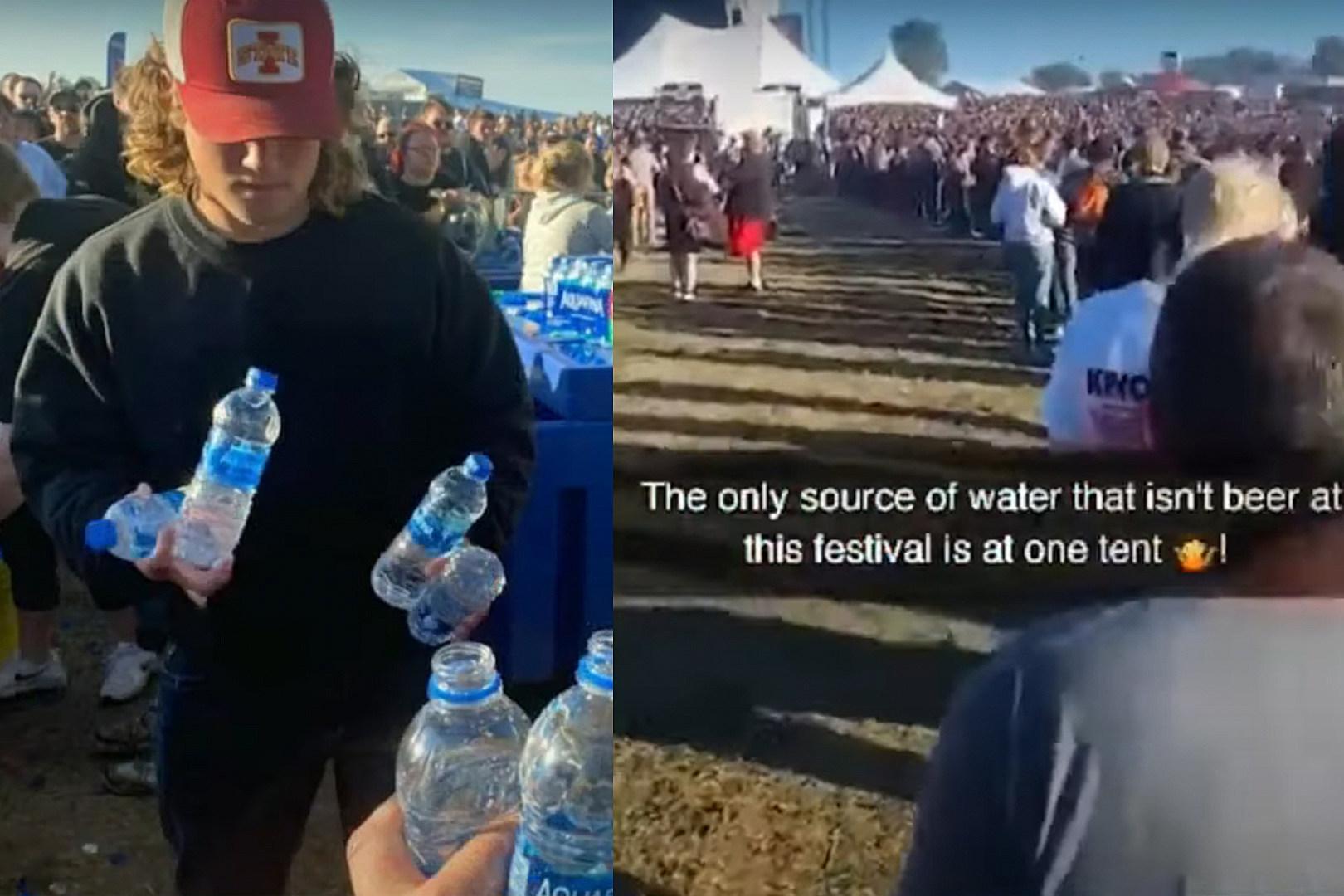 Knotfest Iowa Vendor Issues Statement on Two-Hour Wait for Water