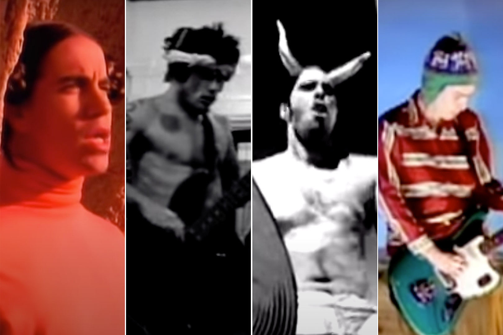 Four Chili Peppers' 'Blood Sugar' Singles Go Gold + Platinum
