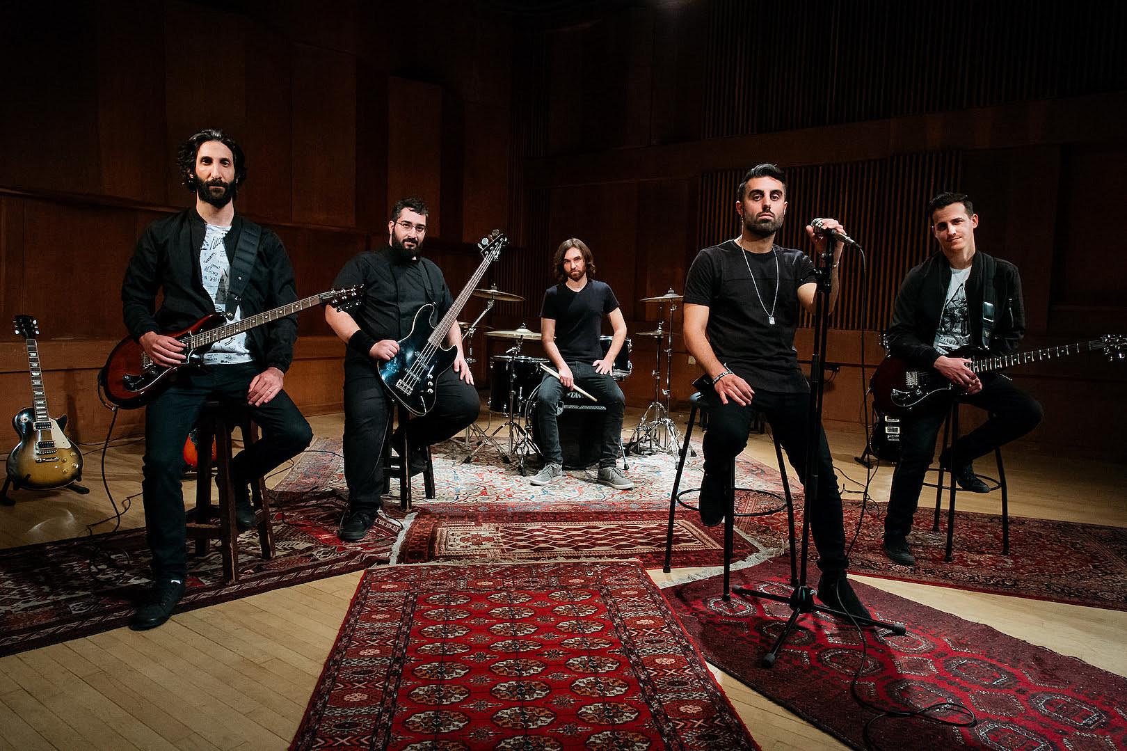 Israeli Rockers Walkways Debut Heartfelt New Song 'You Found Me'