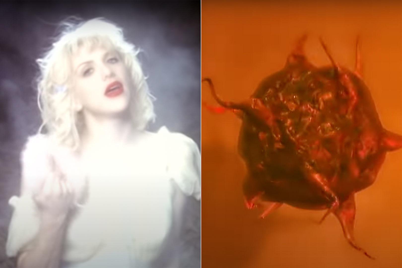 Director - 'I'll Stick Around' 'Menacing Ball' Was Courtney Love