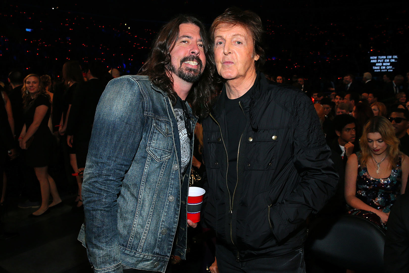 Paul McCartney to Induct Foo Fighters Into Rock Hall