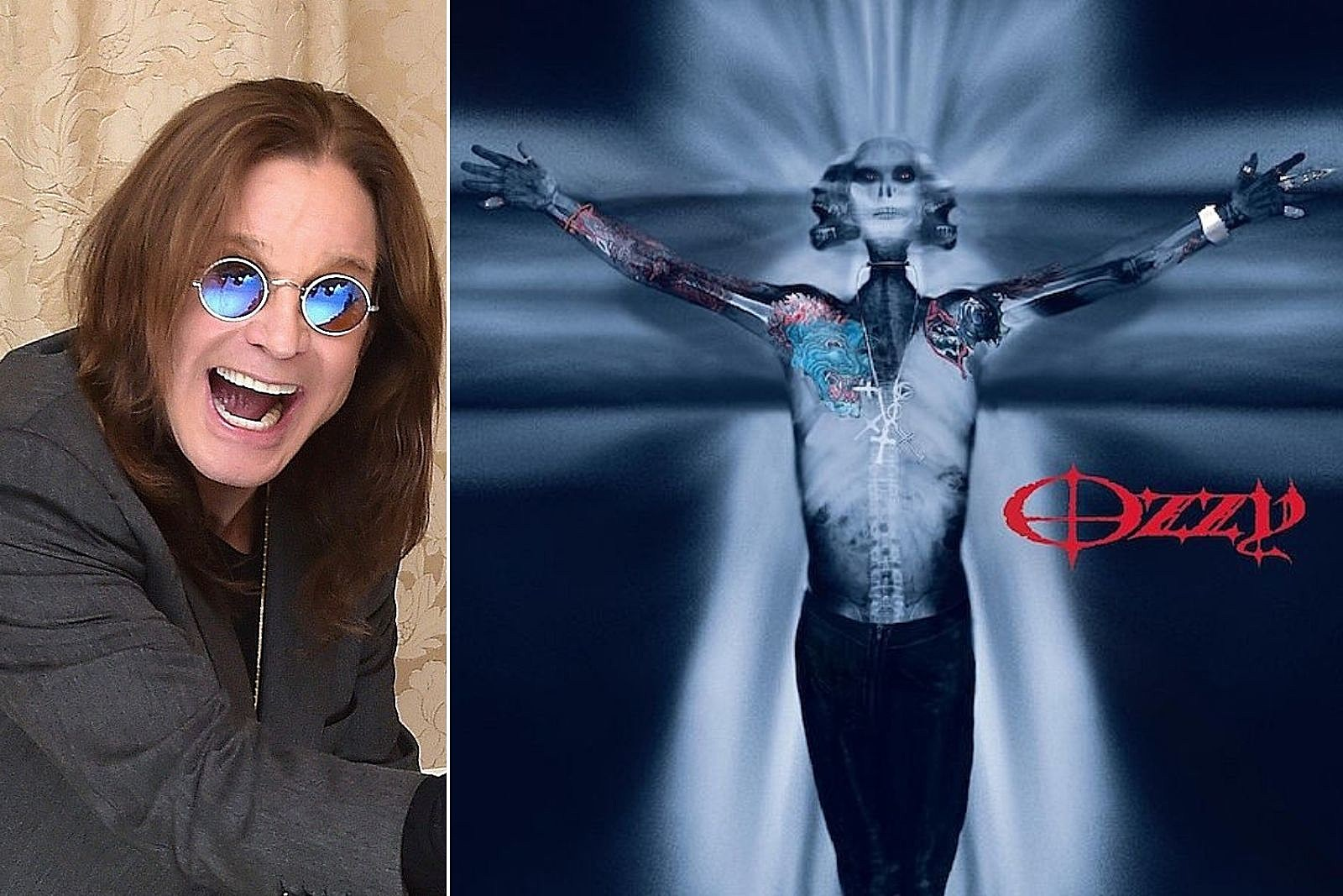 Ozzy Drops 3 Rare Tracks for 20th Anniversary of 'Down to Earth'