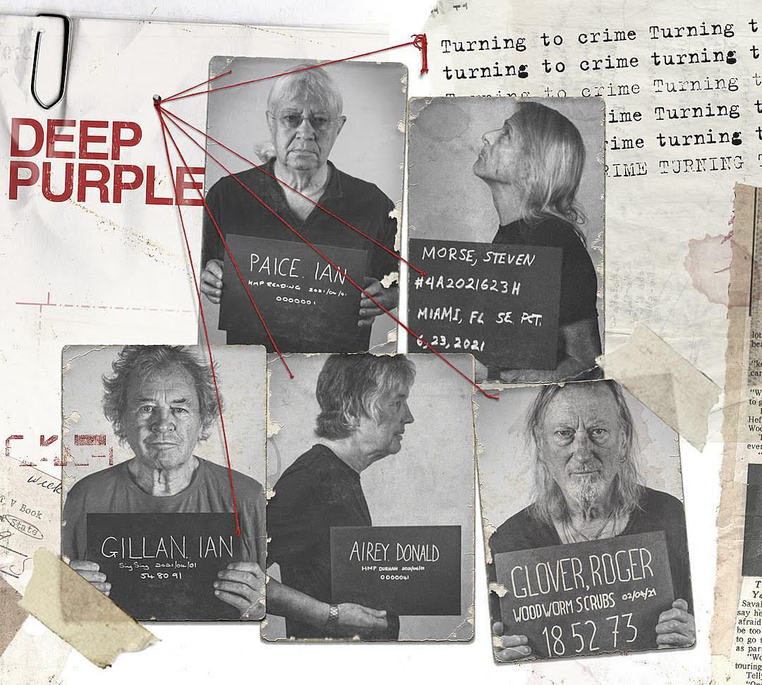 Deep Purple divulga a música