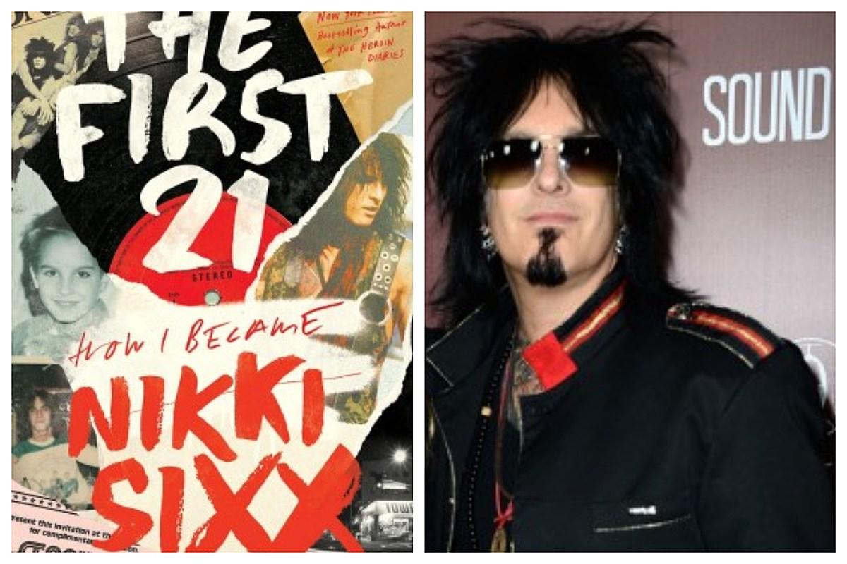 Nikki Sixx shares Escapades as Childhood Scam Artist in new book