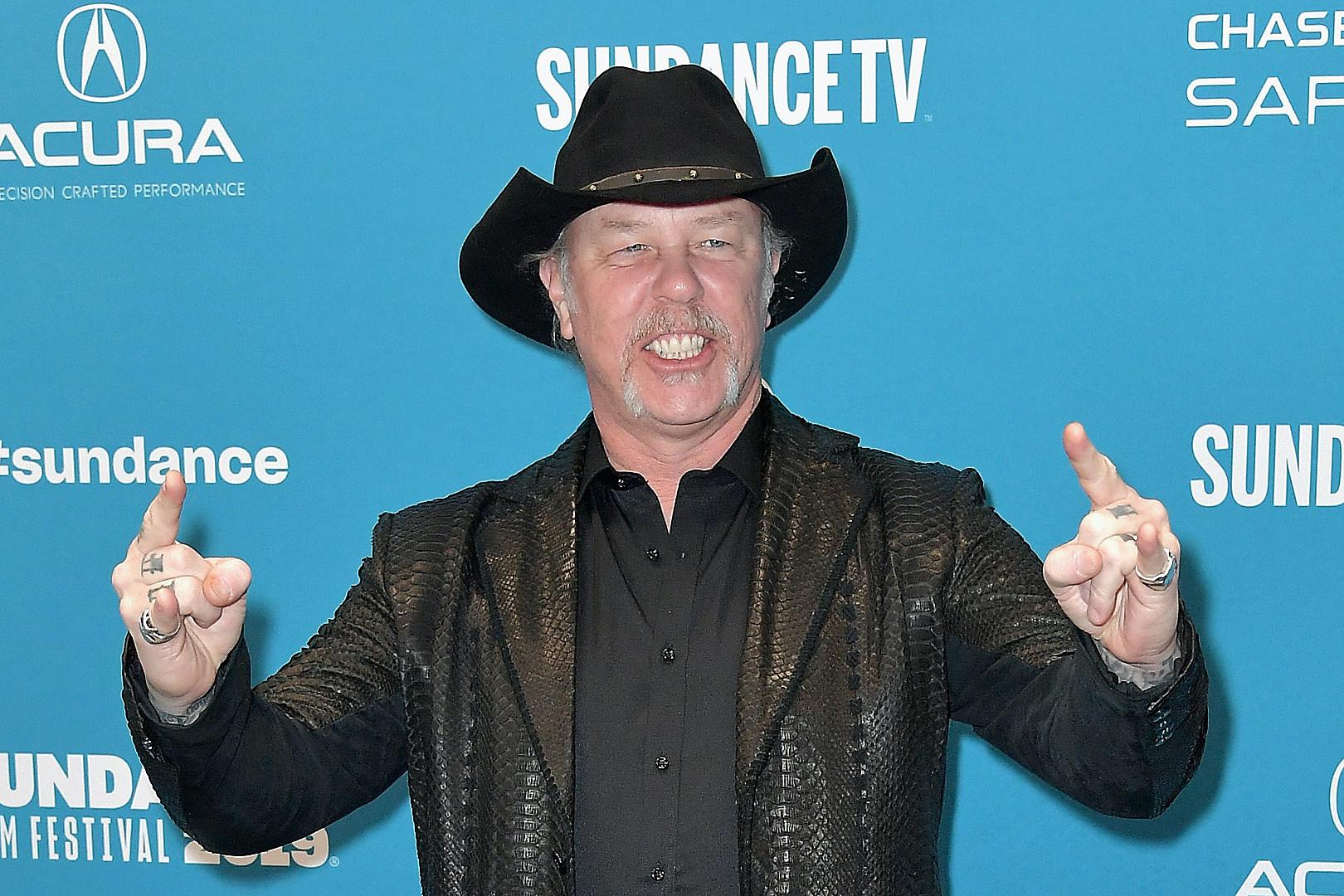 Metallica's James Hetfield Sells Land in Arizona for $1.2 Million