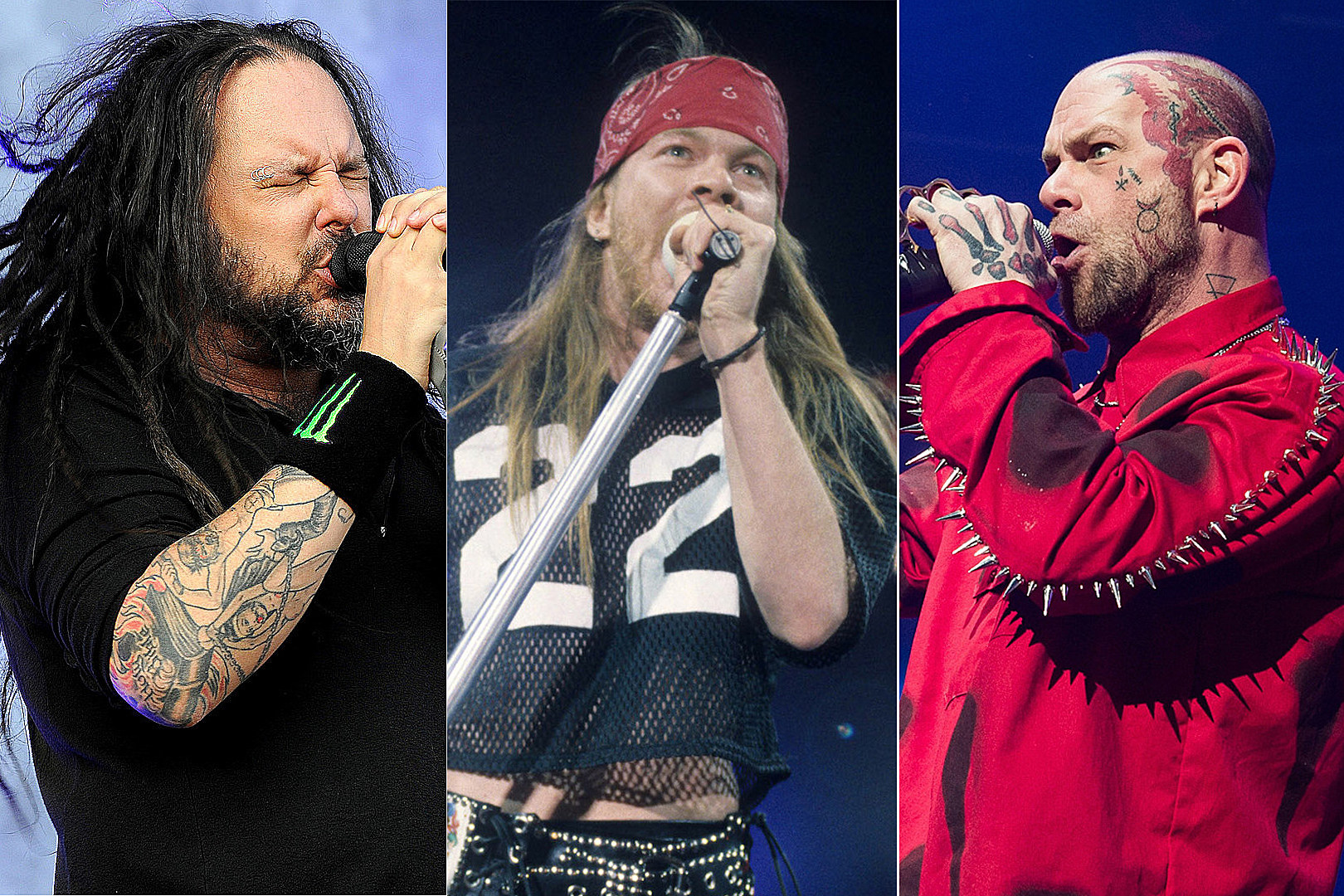 Poll: What's the Best Rock + Metal Cover Song? - Vote Now