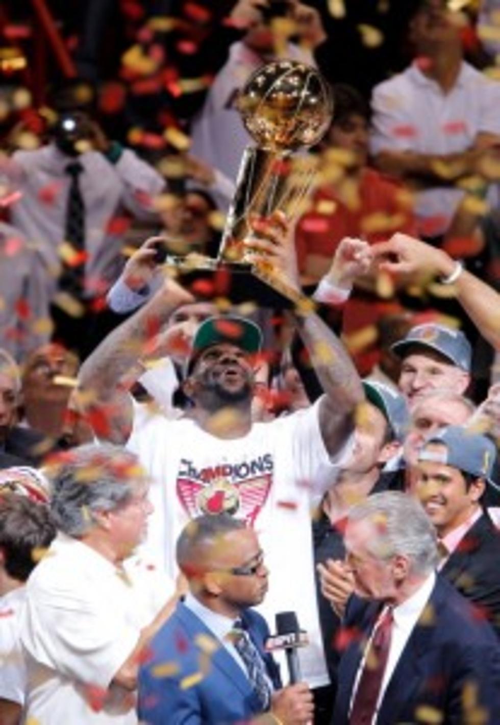 17f658c6c95 Miami Heat Win Championship