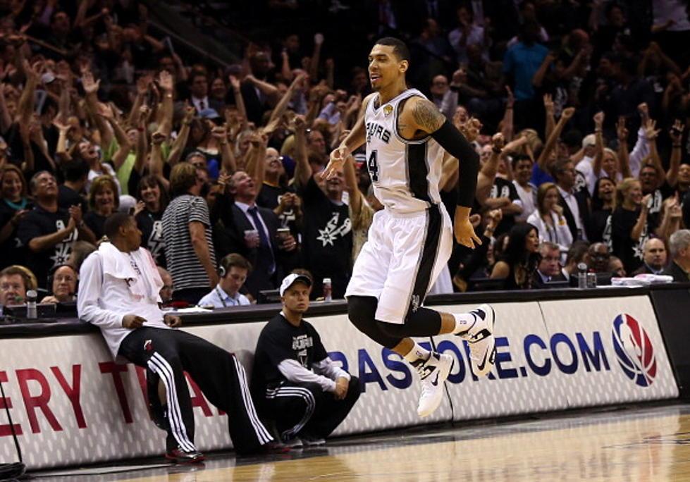 Spurs Hammer Heat Win Game Three Of Nba Finals 113 77