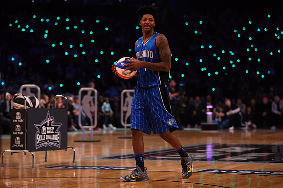 Elfrid Payton Named To Nba All Rookie First Team