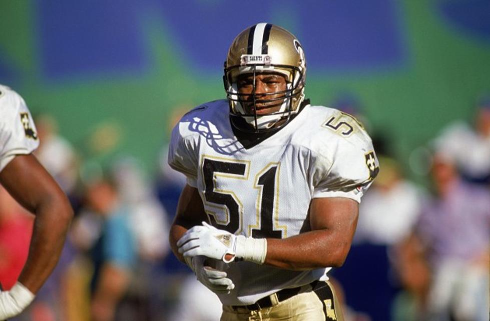 official photos 614df d90c2 The Best Player Ever To Play For Both The Saints & The Panthers
