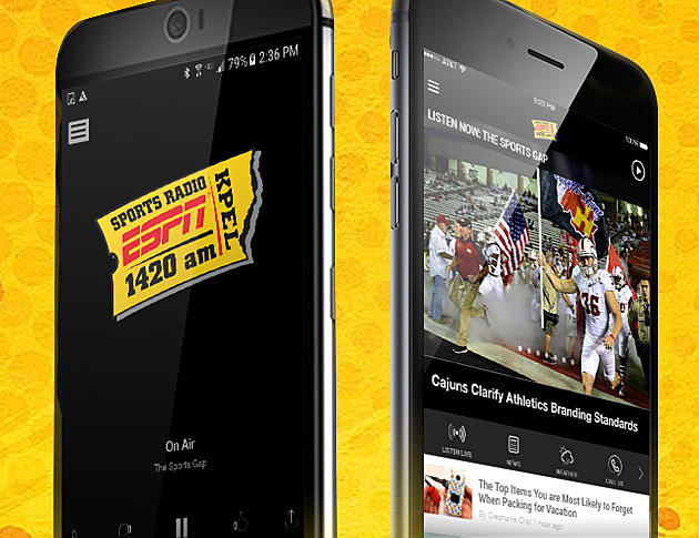 Introducing: The SPORTS RADIO ESPN 1420 Mobile App - SPORTS