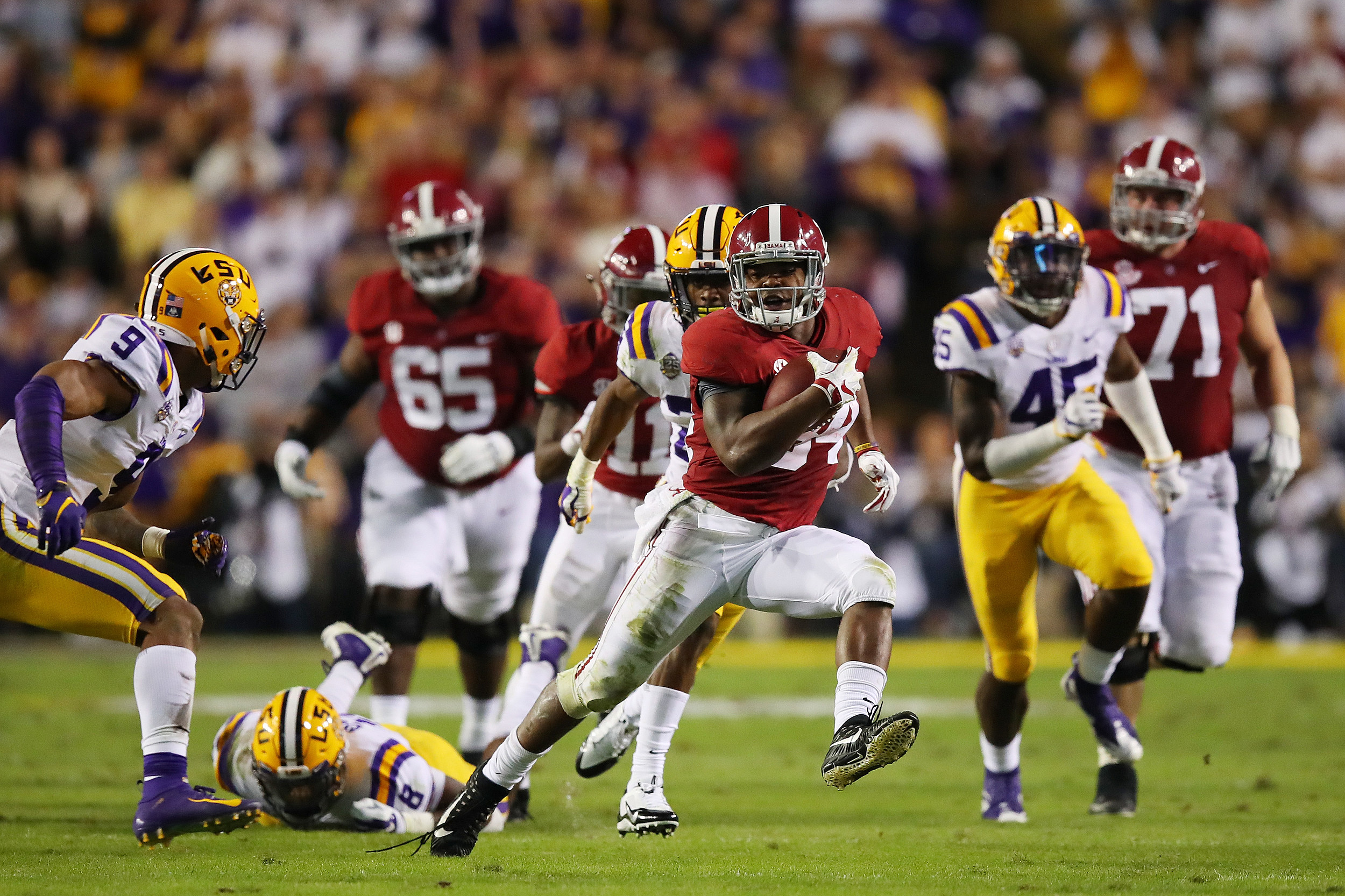 Alabama Shuts Out LSU In Death Valley b9323ed64