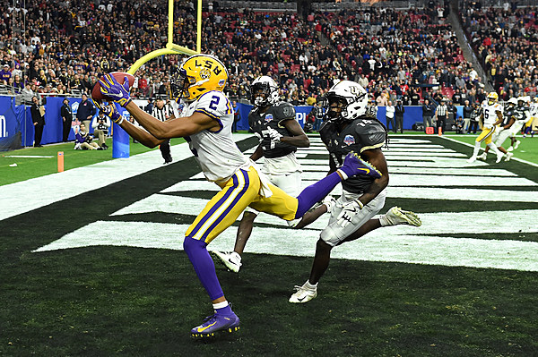 New Orleans Saints 2018 2019 Schedule >> LSU Tops UCF To Win Playstation Fiesta Bowl