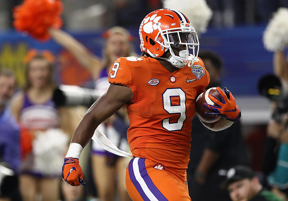 Jennings Product Travis Etienne A Top 5 Heisman Choice For 2019