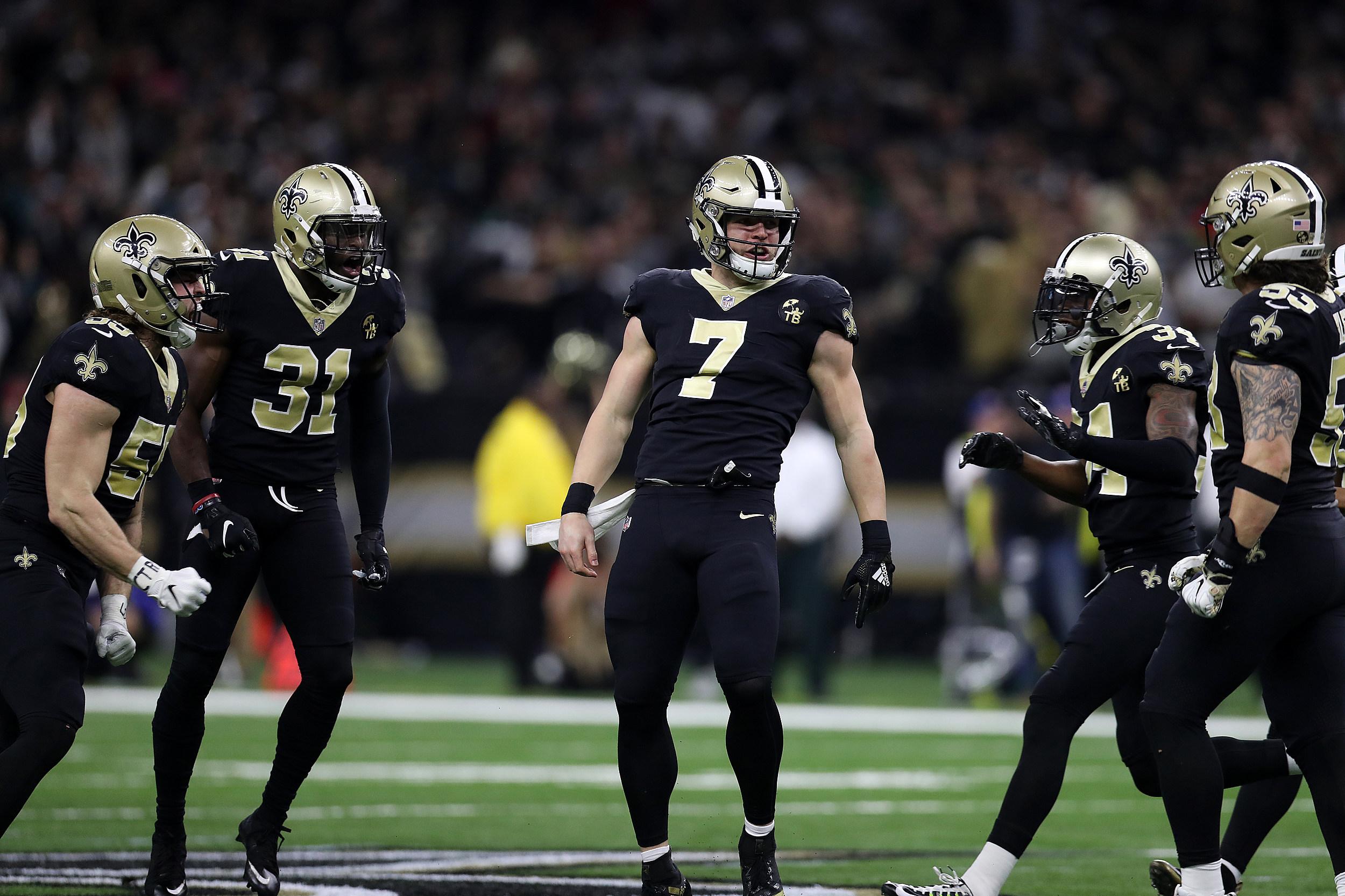 New Orleans Saints 2019 Draft Picks