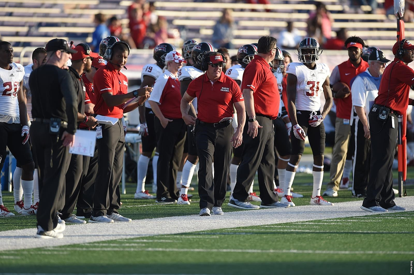 Former Ul Football Coach Kevon Beckwith Joins Austin Peay Staff