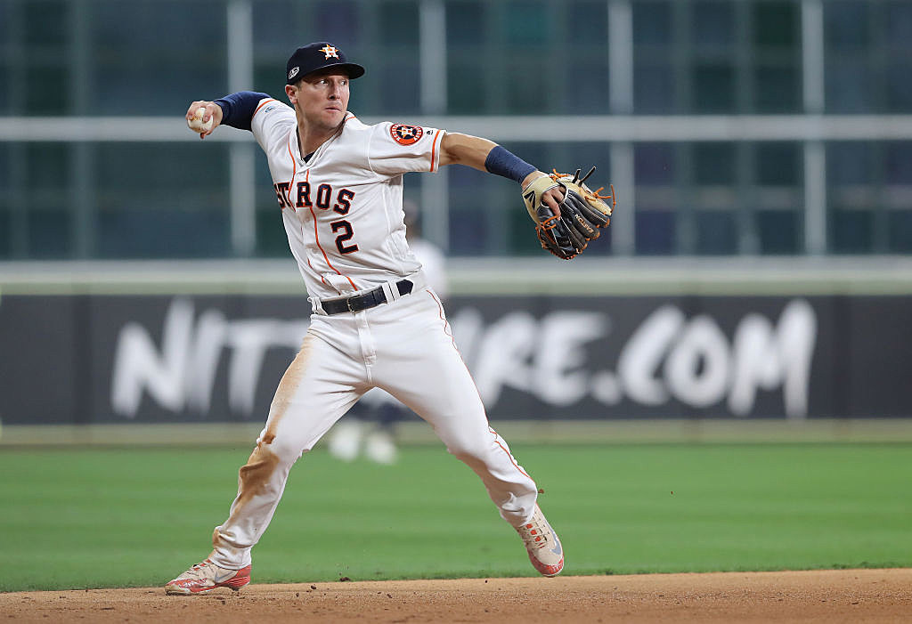 Houston Astros 2019 Schedule Released