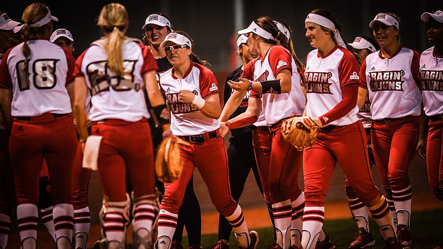 Another Projection Has UL Softball Hosting Regional