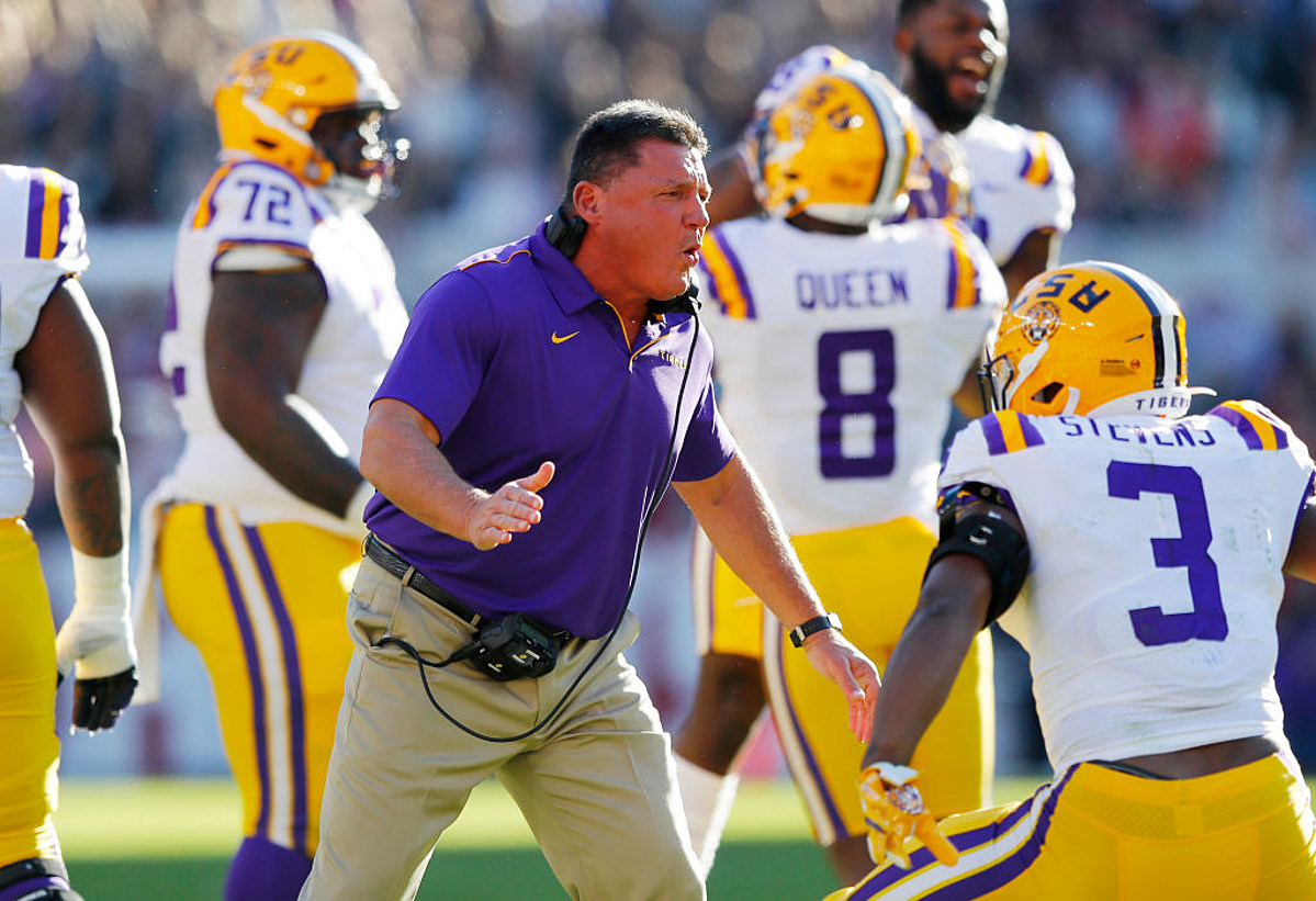 Incredible Lsu Football Stats You Need To Know
