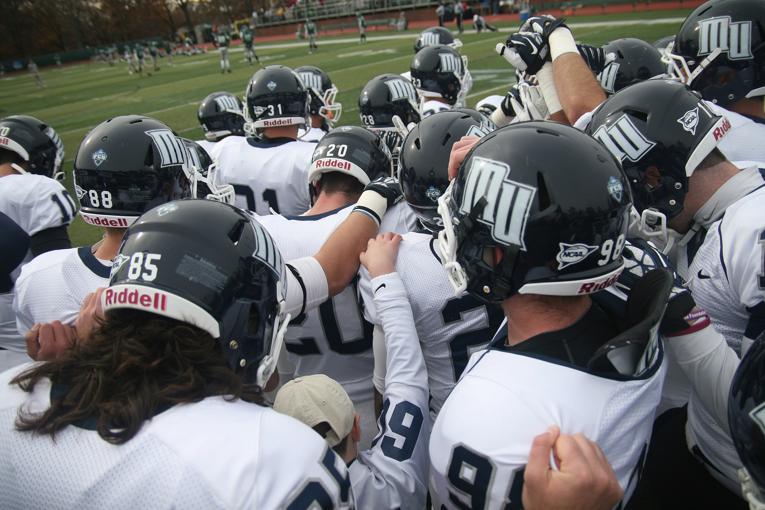 Monmouth Hawks Football Releases 2014 Schedule