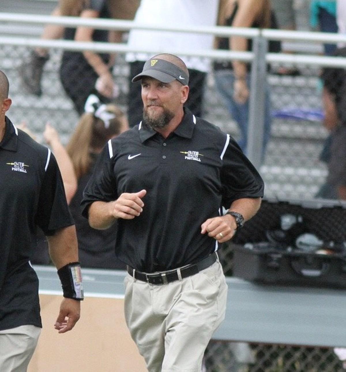 John Vianney High School: Derek Sininsky no longer head coach