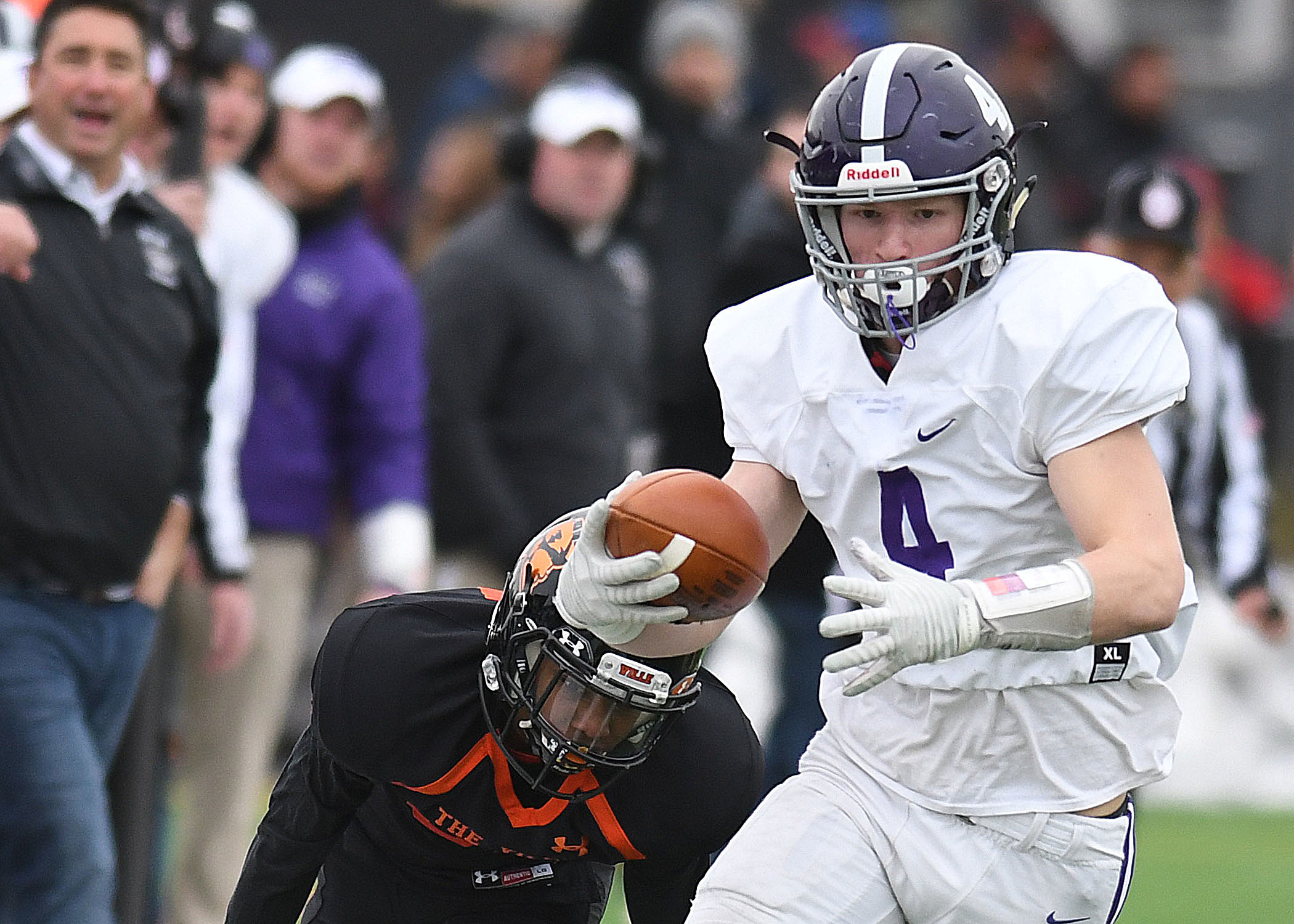 12aea7561 Football  Group 3 Bowl Game Preview  Rumson vs. Woodrow Wilson