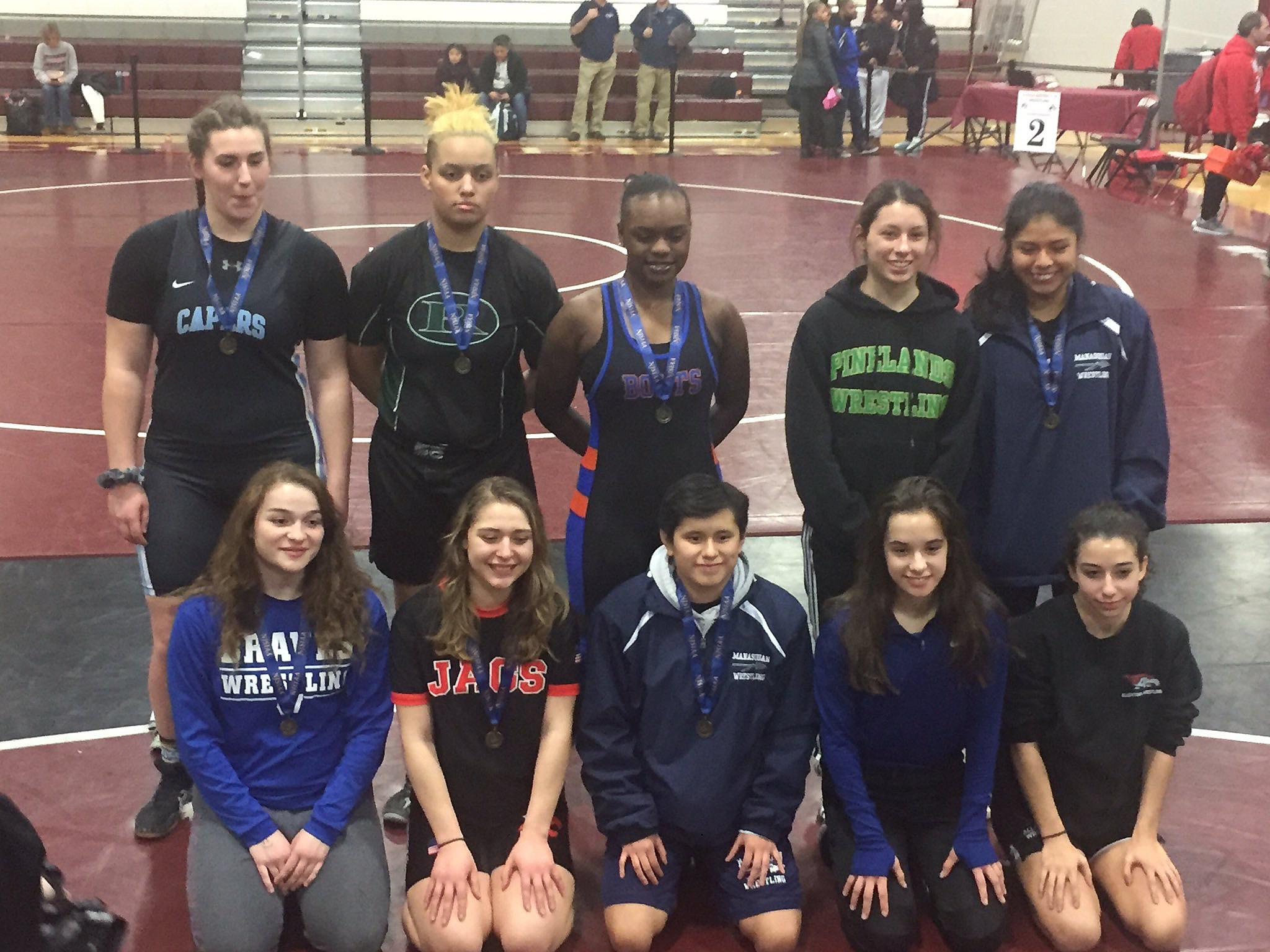 Six Shore Conf  girls win titles at inaugural Region Tournaments