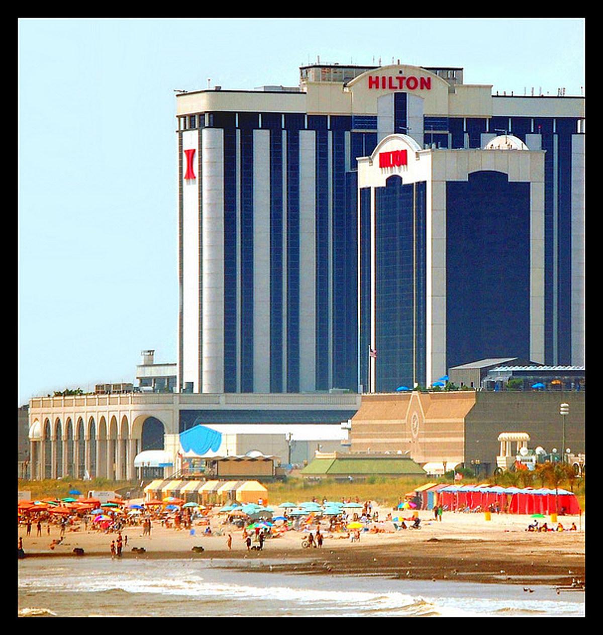 Hilton Atlantic City