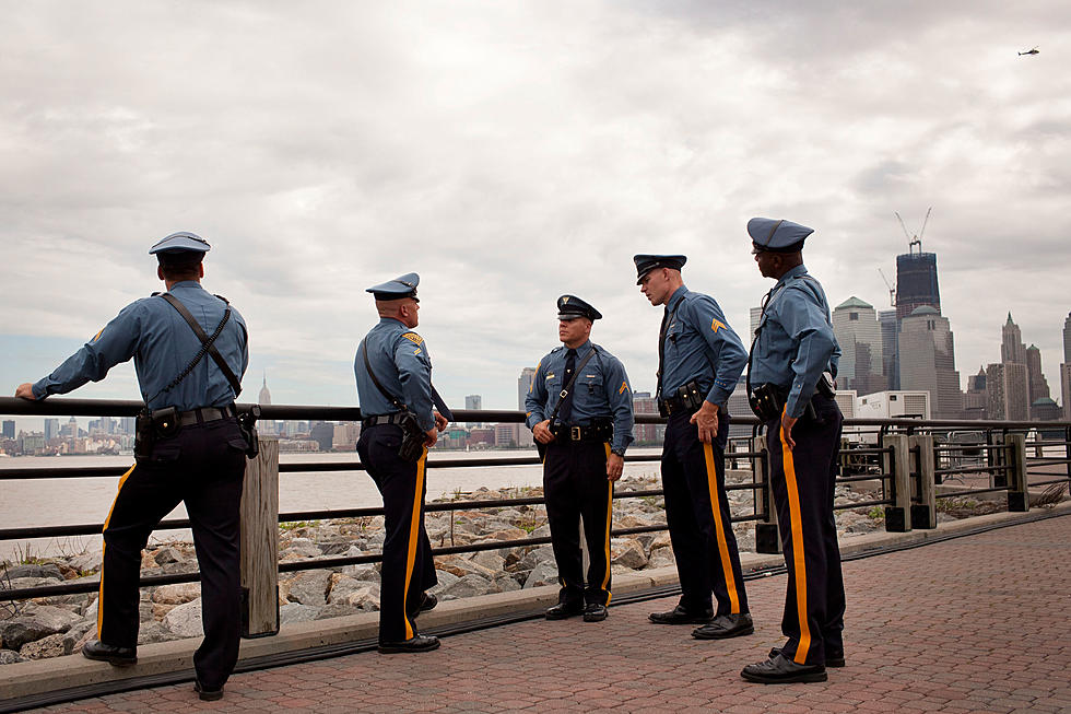 NJ State Police Applicants Vie for Jobs