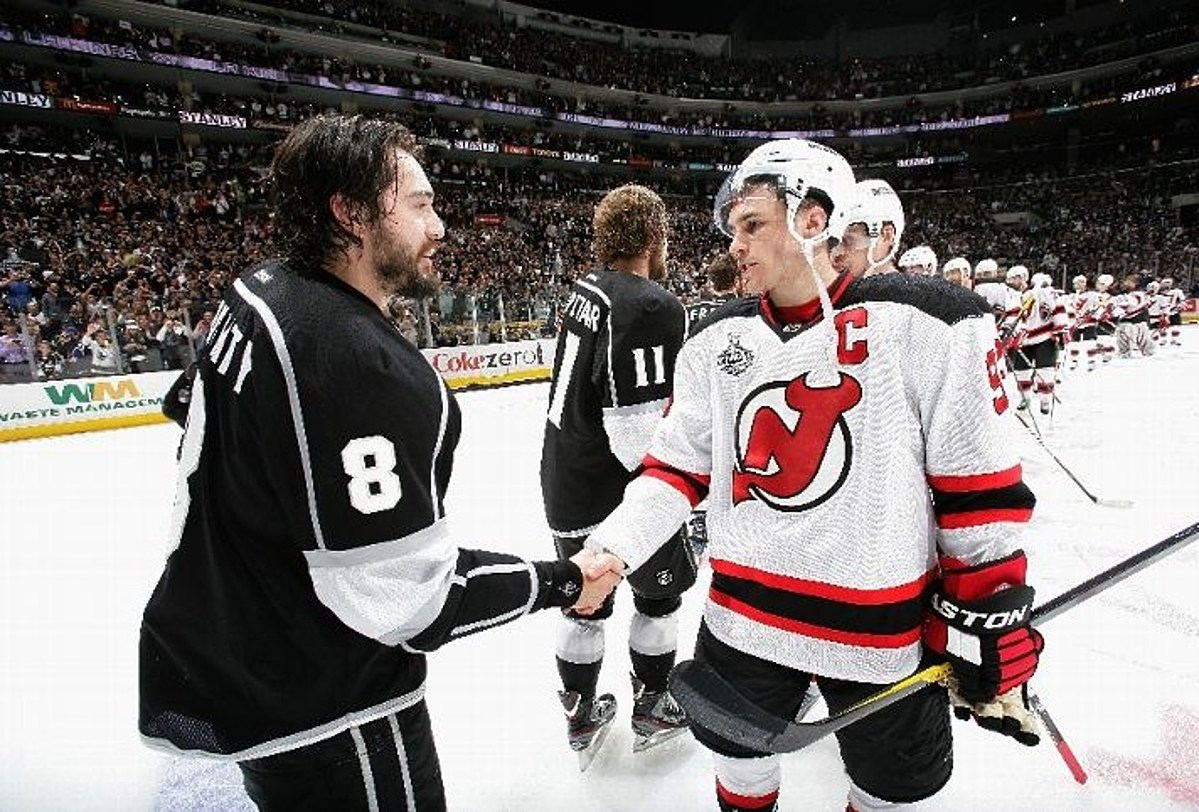 142952148f2 No Comeback For Devils; Kings Win Stanley Cup [VIDEO]