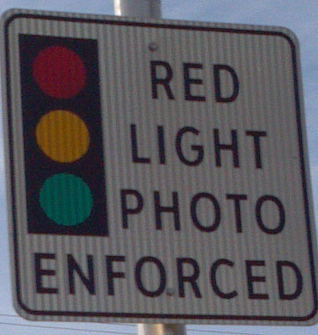 Red Light Camera Suspension Explained