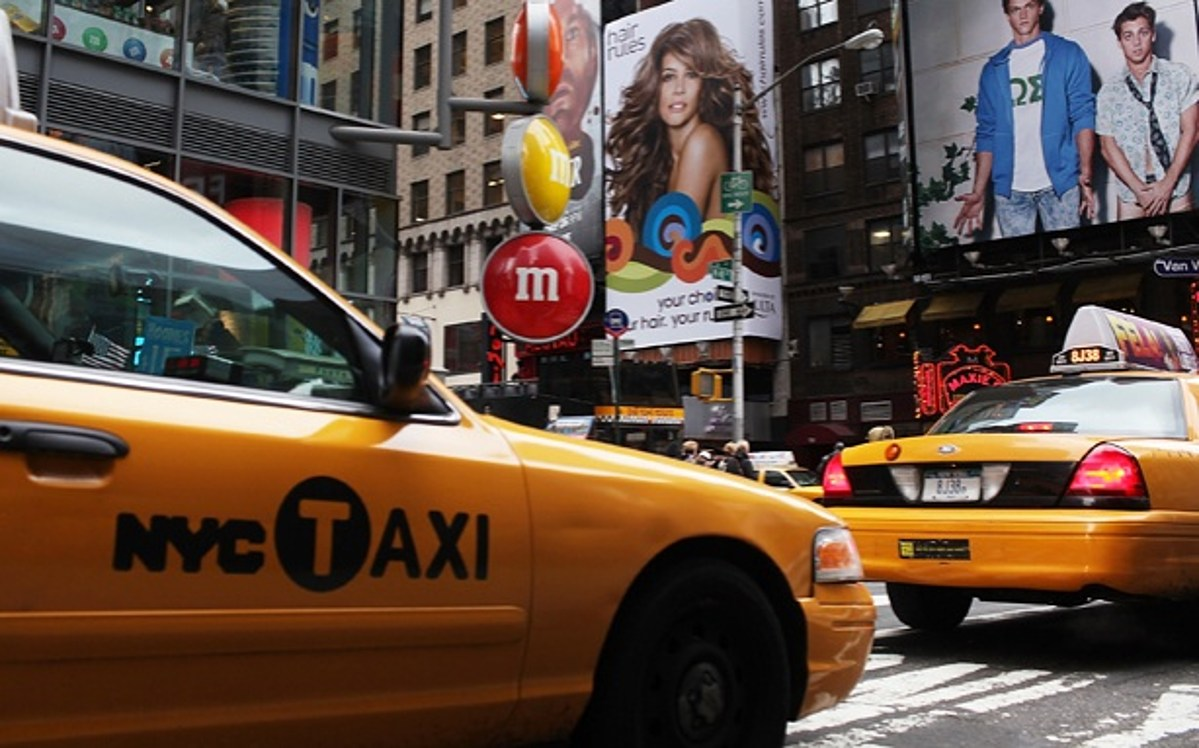 NYC Taxi Fares to Go Up 17% in September