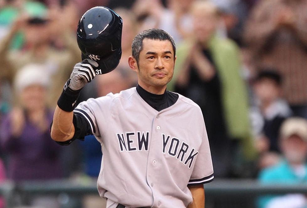 online store b56dc 8631d Yankees Close to Deal with Ichiro Suzuki