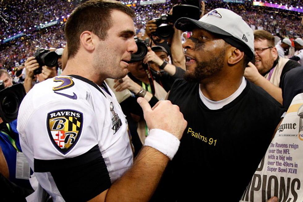 the best attitude 11551 b54d7 Ravens Win The Super Bowl, 34-31 [POLL/VIDEO]