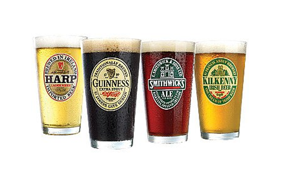 Top 10 Irish Beers: A 'must-know' list for St  Patrick's Day