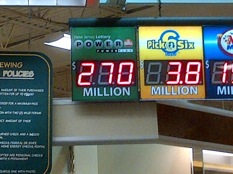 Powerball Jackpot At 270 Million For Next Drawing