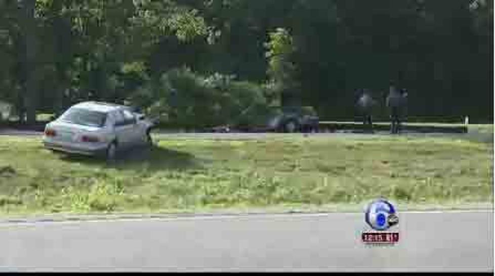 Woman Killed, Man Injured in South Jersey Parkway Crash